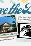save the date saturday september 18 2021 sesquicentennial celebration