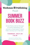 workman publishing book buzz flyer